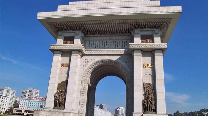 凯旋门(Arch of Triumph)