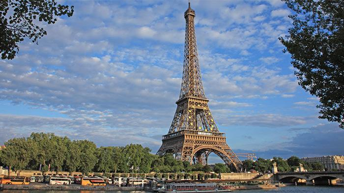 埃菲尔铁塔(Eiffel Tower)