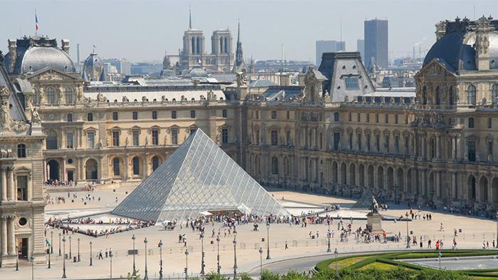 卢浮宫(Louvre)