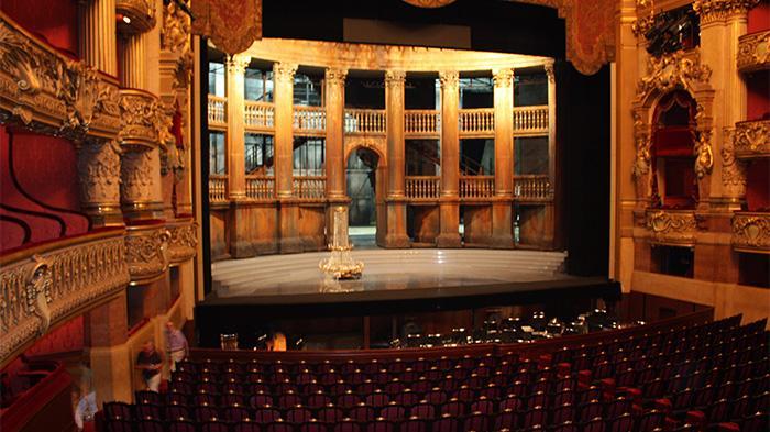 巴黎歌剧院(The Paris Opera House)