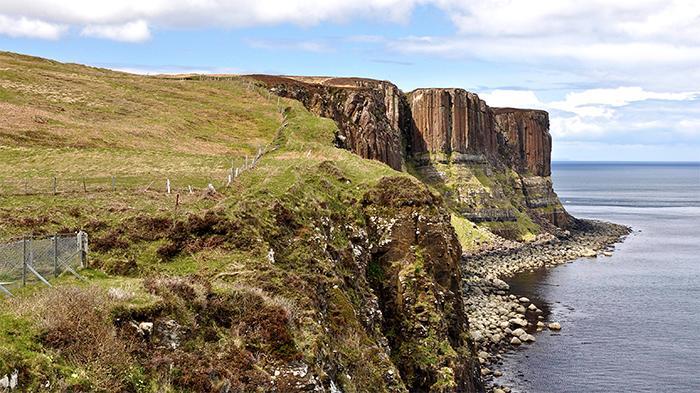 柯尔特岩(Kilt Rock)