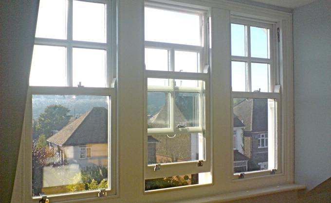Sash Window窗户安装
