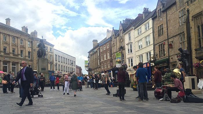 杜伦(Durham)