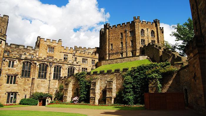 Durham Castle(古杜伦城堡)