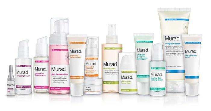 美国护肤品牌Murad(慕勒)