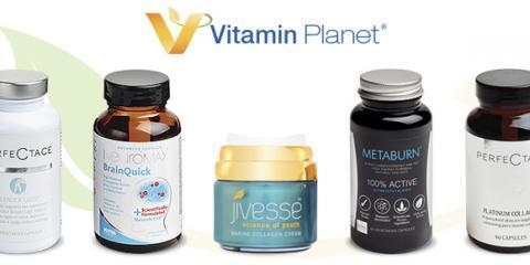 英国 Vitamin Planet 明星产品大推荐