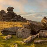【Dartmoor】在辽阔又苍凉的达特穆尔荒原徒步