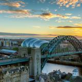 【Newcastle】旅英日记:纽卡斯尔城堡和纽卡斯尔的桥
