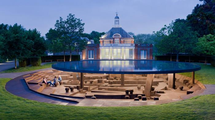 蛇形画廊(Serpentine Gallery)