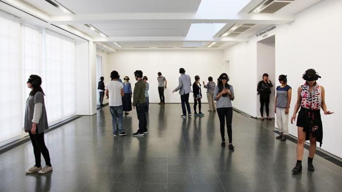 2014年Marina Abramovic: 512 Hours @ Serpentine Gallery