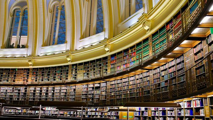 British Library大英图书馆