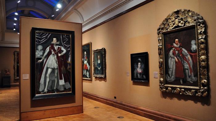 国家肖像画廊(National Portrait Gallery)