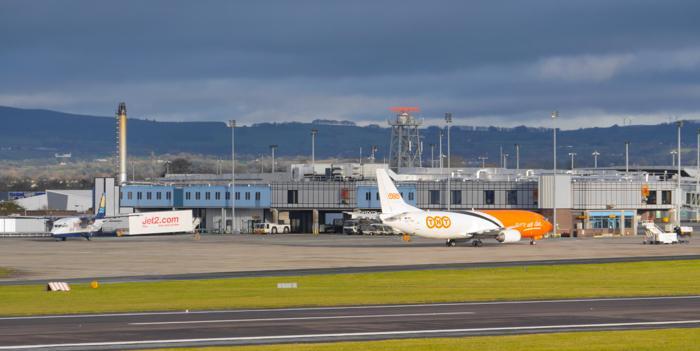 贝尔法斯特机场