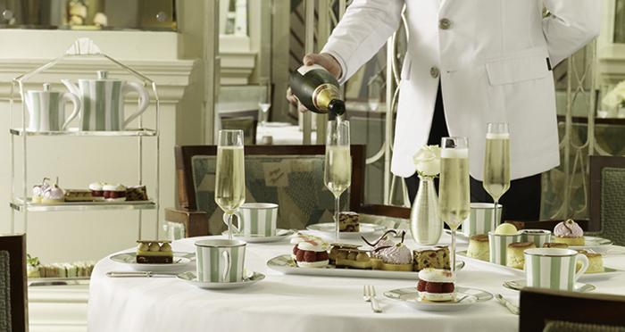 Claridge's(克莱瑞奇):最佳英式下午茶