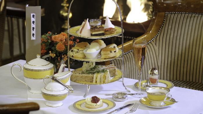 The Goring Hotel(戈林酒店):2013英国最佳下午茶
