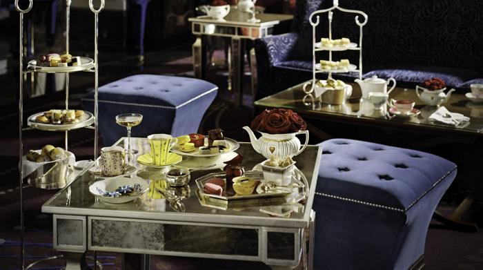 The Athenaeum(雅典娜神殿酒店):摄政公园蜂蜜茶