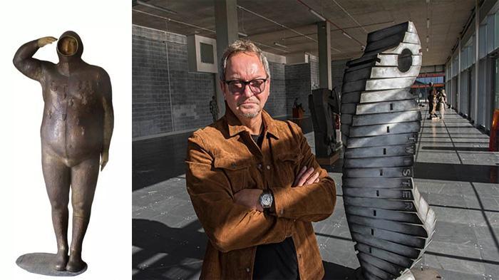 """拉夫堡举行的""""对话兵马俑""""艺术雕塑展"""