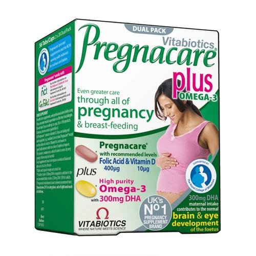 Vitabiotics孕期维生素