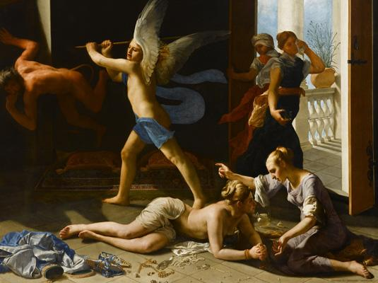 Guido Cagnacci, The Repentant Magdalene, Early 1660s