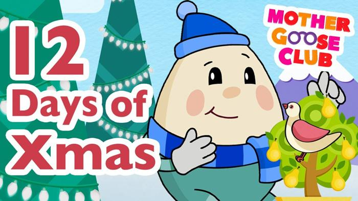 圣诞十二日 The Twelve Days of Christmas