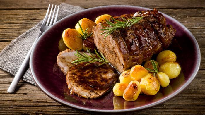 周日烤肉(Sunday Roast)
