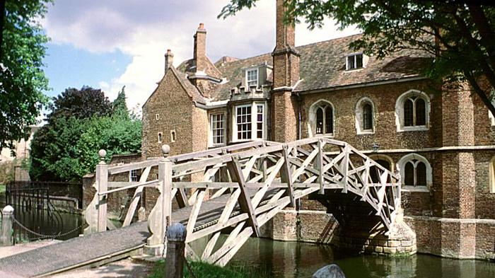 剑桥大学王后学院