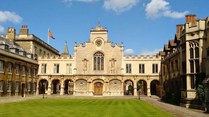 剑桥大学彼得学院