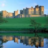 Alnwick Castle:英格兰最大的居住城堡