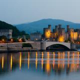 【Conwy Castle】北威尔士康威城堡