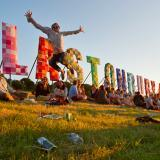 格拉斯顿伯里音乐节Glastonbury Festival