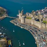 威尔士加冕之城——卡那封城堡游记