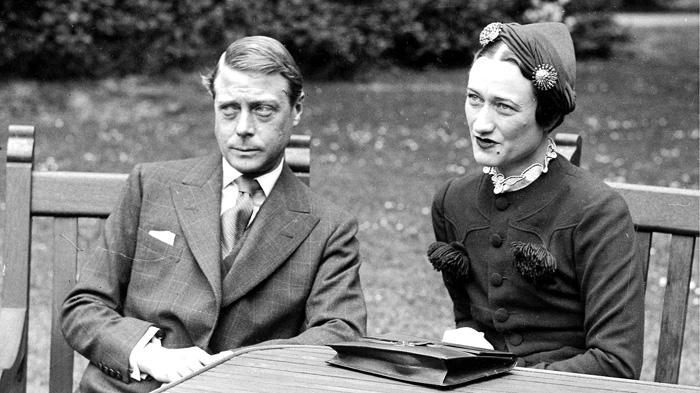 温莎公爵和弗内斯夫人