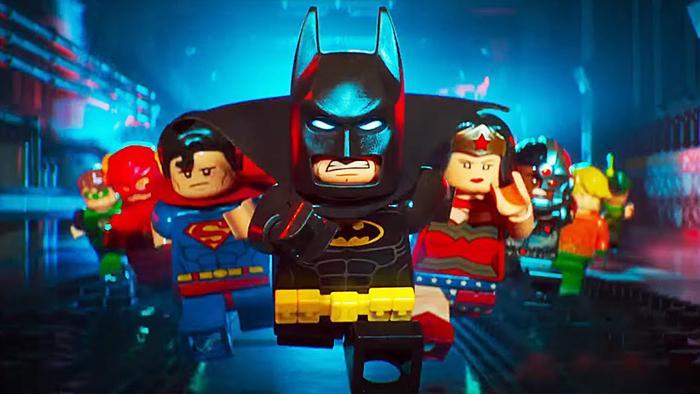 The Lego Movie: Batman