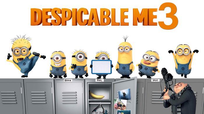 Despicable Me3