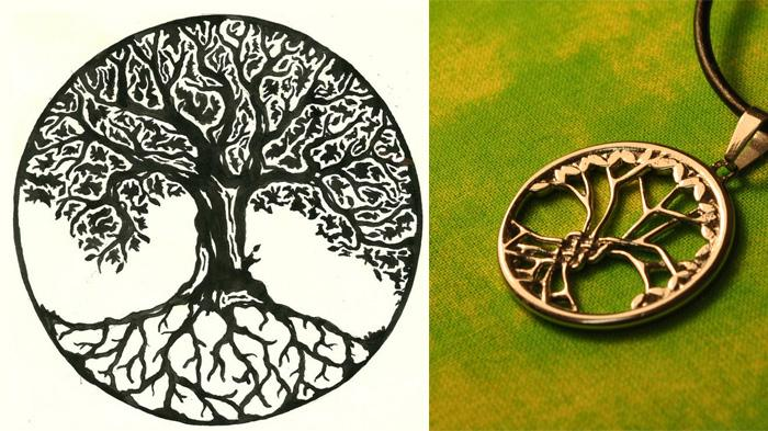 凯尔特生命之树