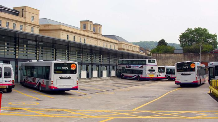 Bath Bus Station