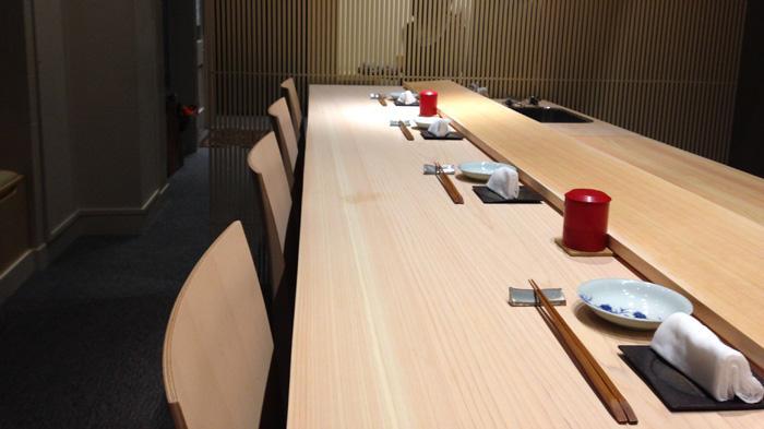伦敦米其林二星寿司餐厅The Araki