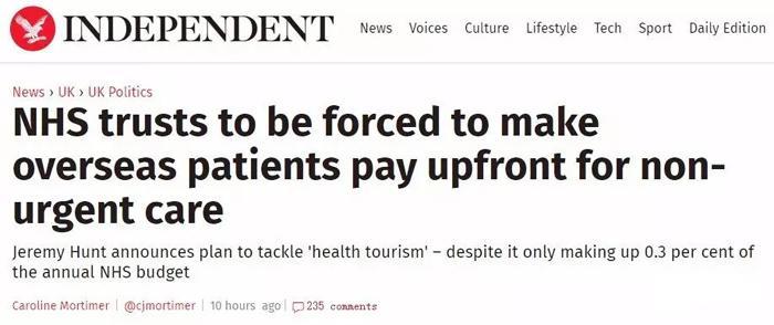 《独立报》直接通过副标题开启吐槽模式