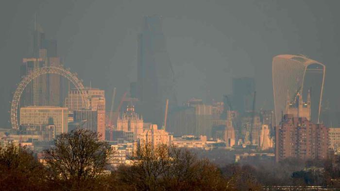 英国空气污染