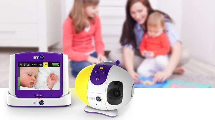 Baby monitor 宝宝监控器