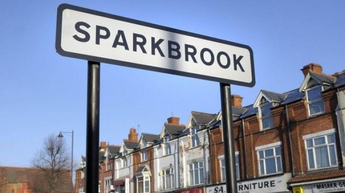 伯明翰Sparkbrook