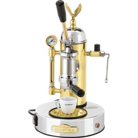 艾丽卡S1型复古款家用咖啡机(Elektra Micro Casa Leva S1)