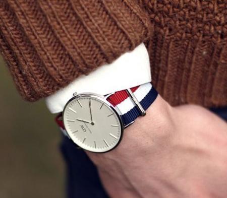 Daniel Wellington腕表,这真是最便宜的明星同款