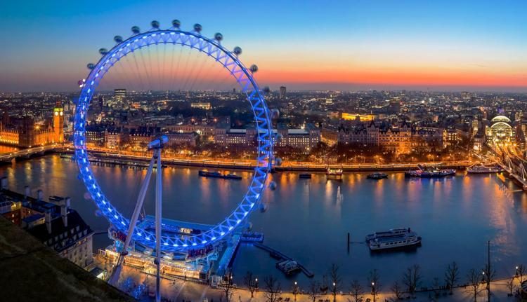 伦敦眼 (London Eye)