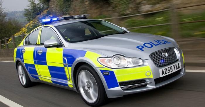 英国开车,在路上被警察pull了怎么办