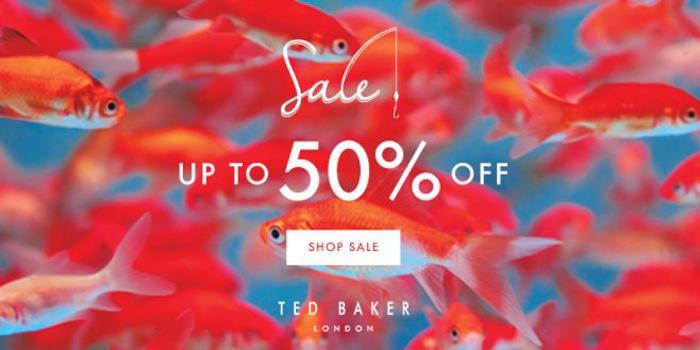 Ted Baker 2017 summer sale
