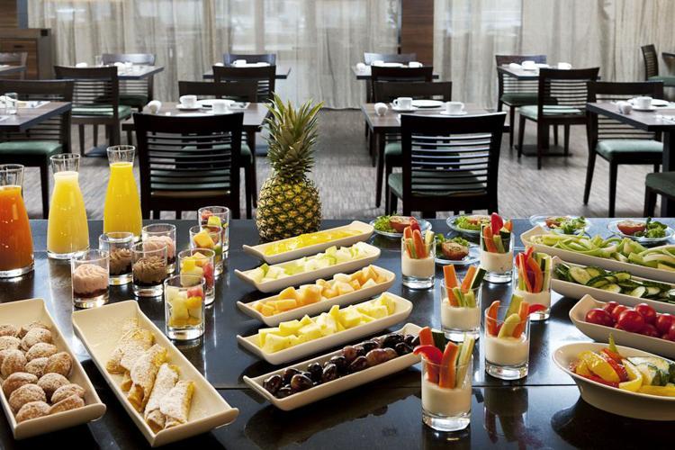 NH Vienna Airport Conference Center 维也纳机场酒店自助早餐
