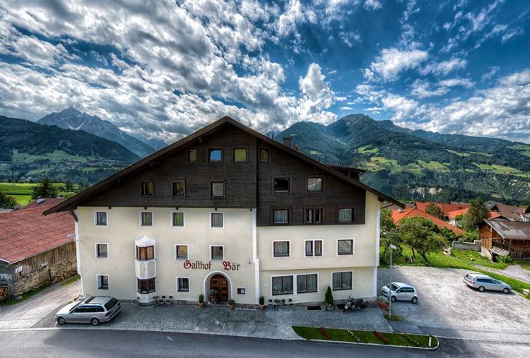 因斯布鲁克Bärenwirth酒店