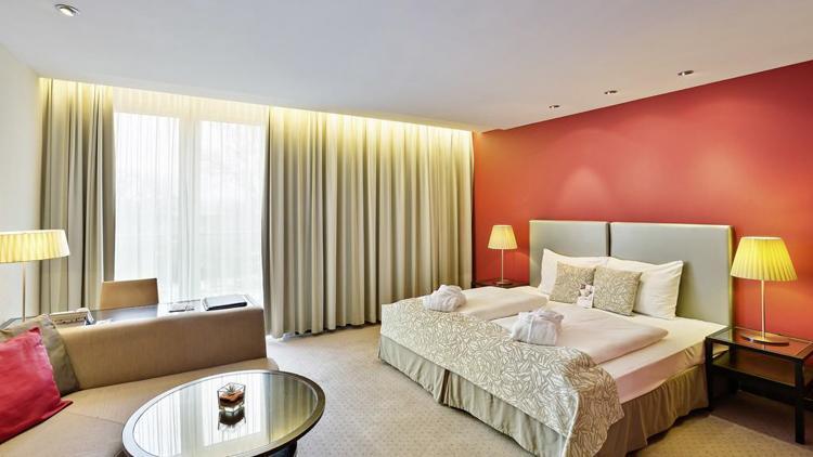 Austria Trend Hotel Savoyen Vienna 维也纳酒店