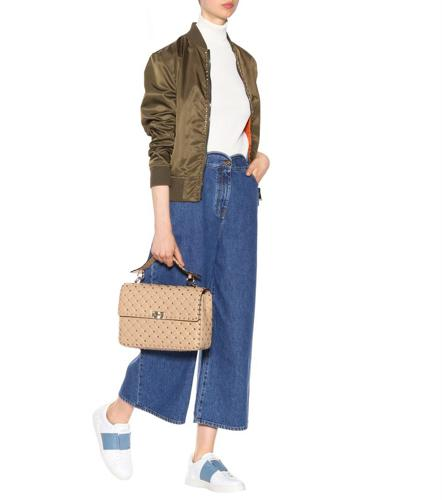 Valentino Garavani Medium Rockstud Spike Shoulder Bag